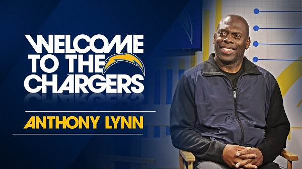 Anthony Lynn San Diego Chargers