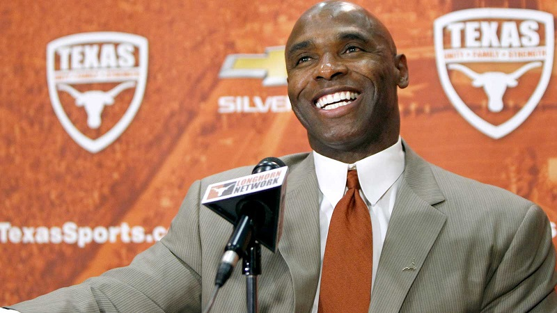 Charlie Strong Coach South Florida