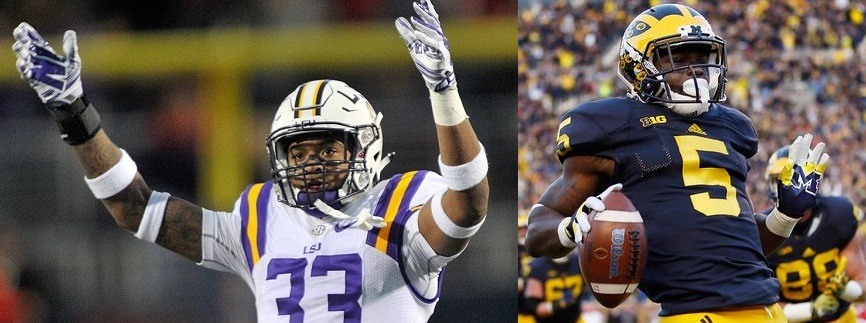 Jamal Adams SS LSU Jabrill Peppers SS Michigan
