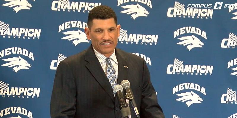 Jay Norvell Coach Nevada