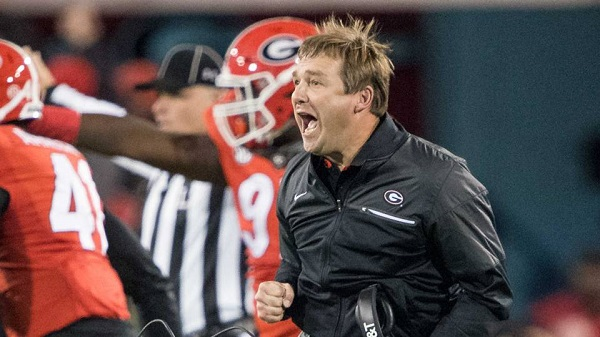Kirby Smart Coach Georgia