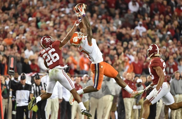 Mike Williams WR Clemson