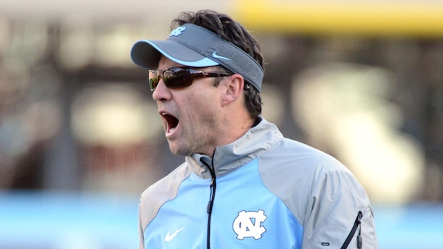 North-Carolina-Tar-Heels-Football-Larry-Fedora-head-coach