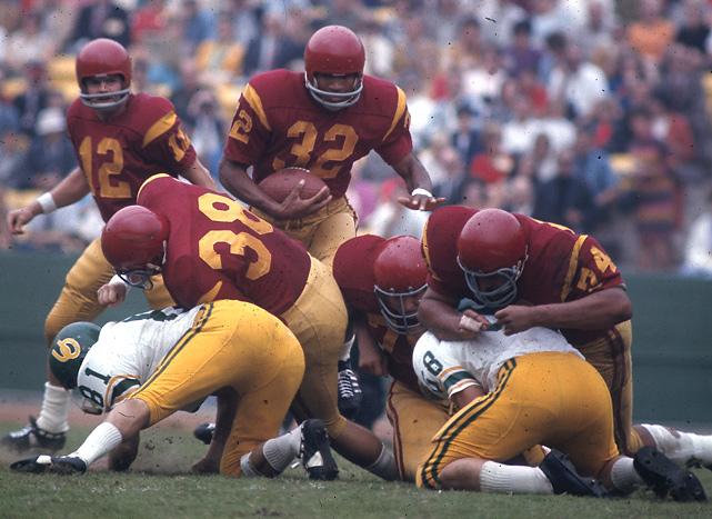 OJ Simpson Runing Back USC