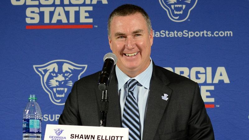 Shawn Elliott Georgia State Coach
