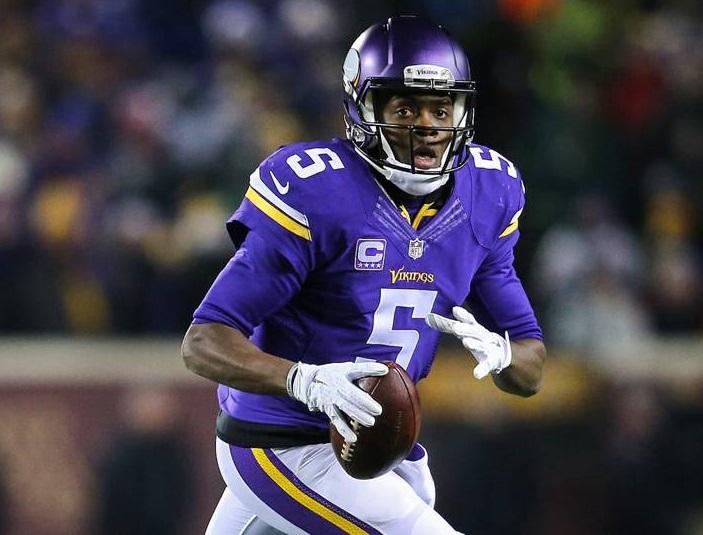 Teddy Bridgewater QB Minnesota Vikings