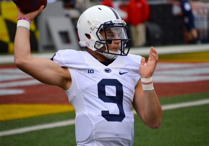 Trace McSorley QB Penn State