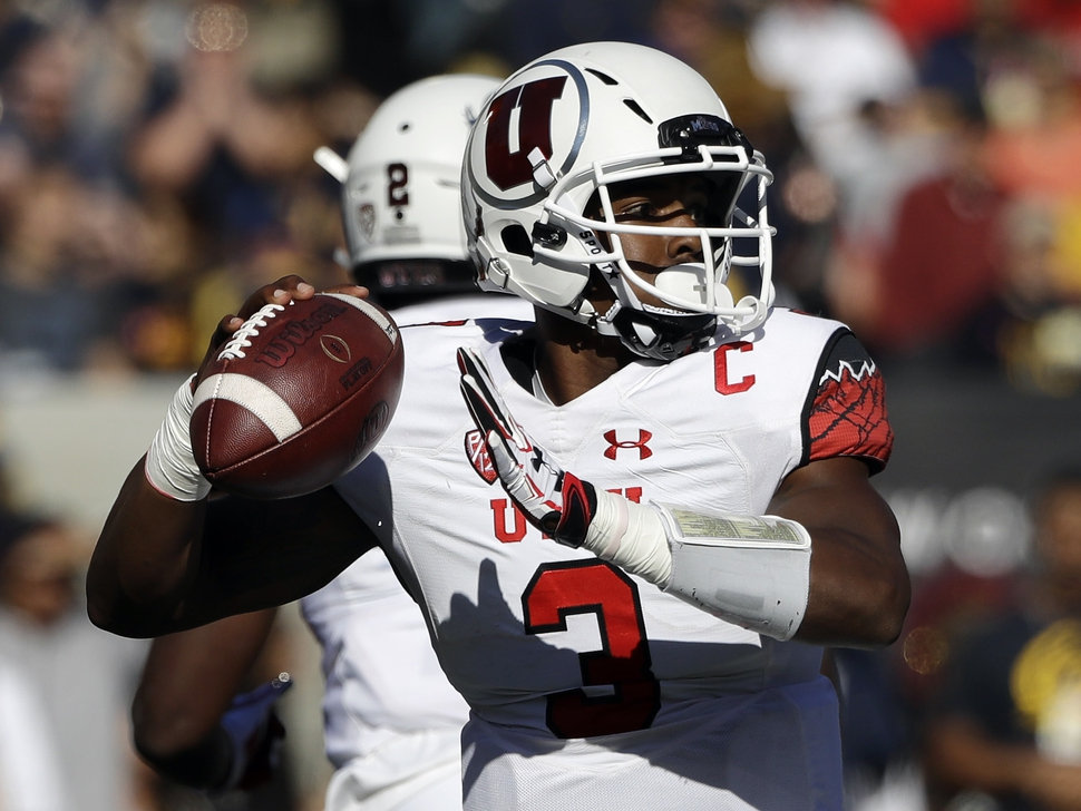 Troy Williams QB Utah