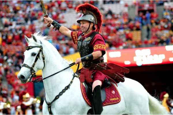 USC Trojans Mascot